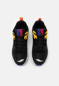 Polo Ralph Lauren - CHANING - Trainers - black/red /yellow - 3
