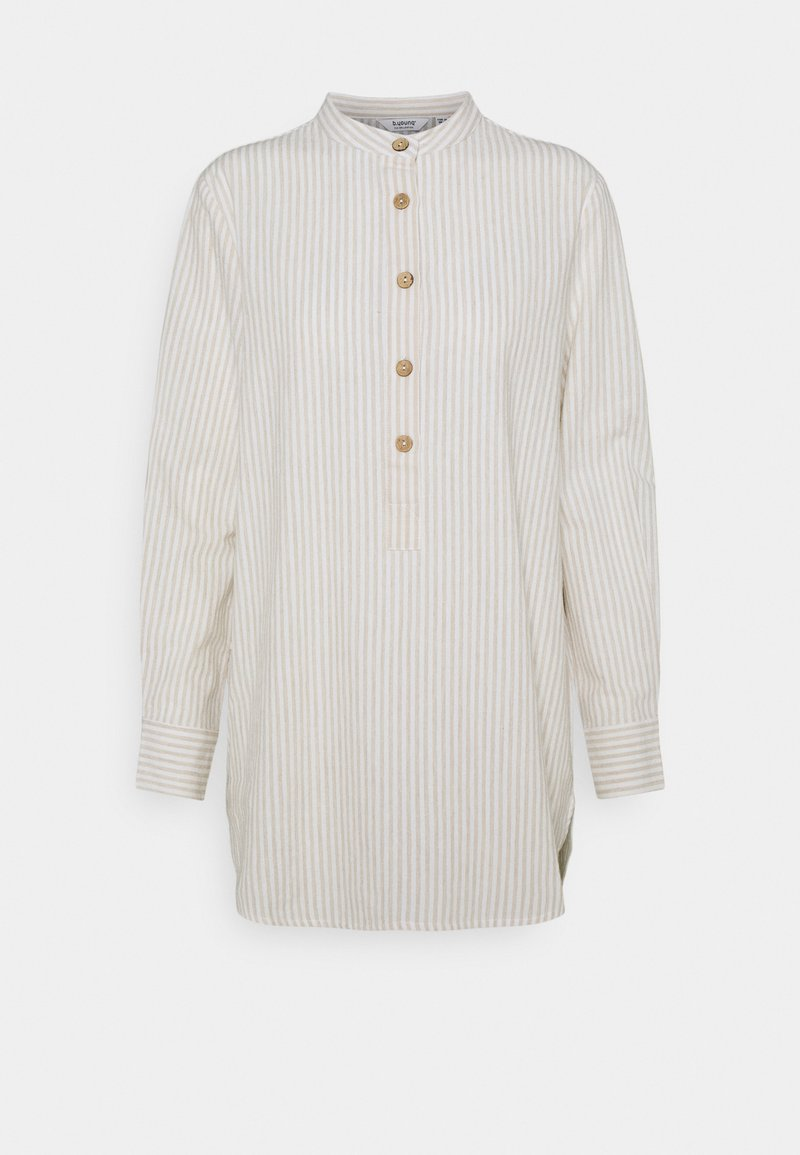 b.young - BYHARIKA LONG - Tunic - oyster mix