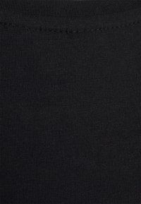 Object Petite - OBJSTEPHANIE JEANETTE - Jerseyjurk - black - 2