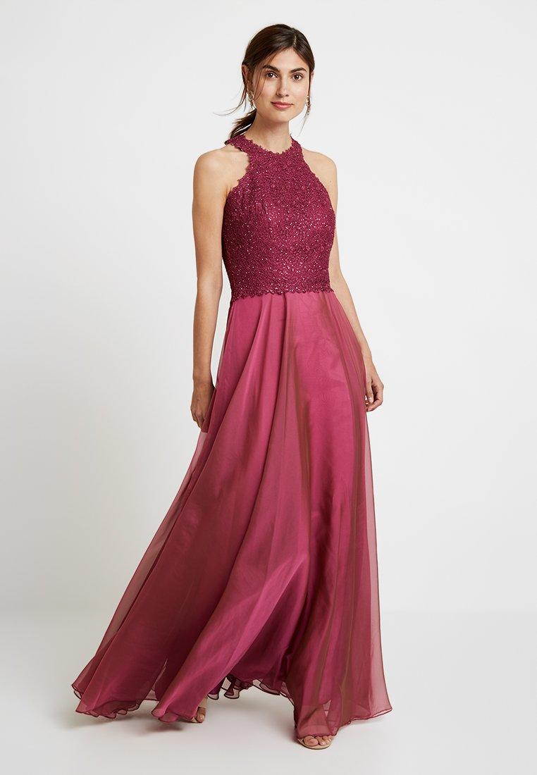 Luxuar Fashion - Společenské šaty - himbeer