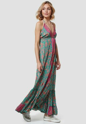 Maxi dress - turquoise
