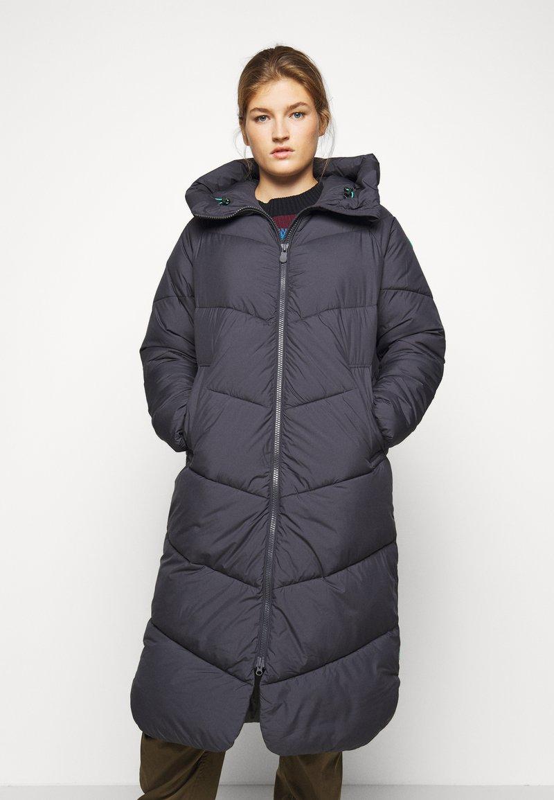 Save the duck - Winter coat - ebony grey
