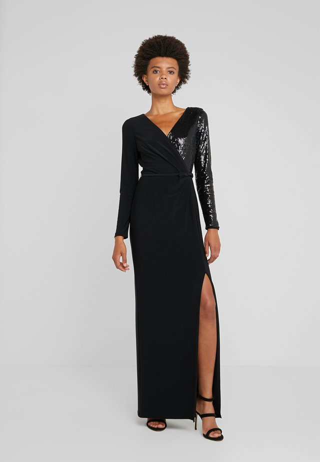 CLASSIC GOWN COMBO - Occasion wear - black