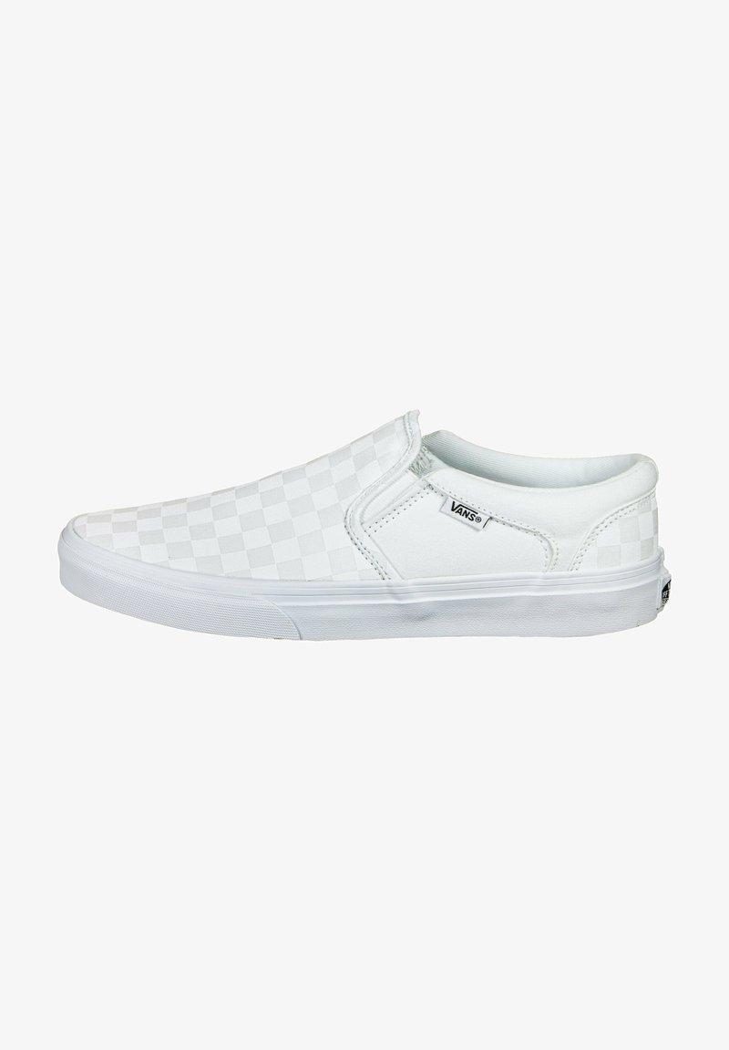 Vans - Trainers - white