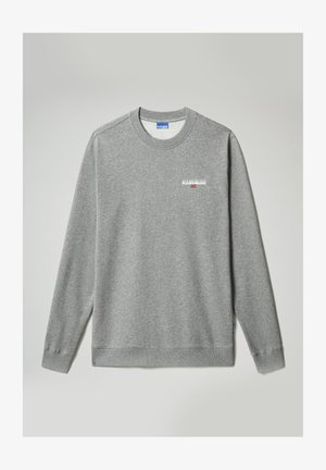 B-ICE CREW - Jumper - medium grey melange