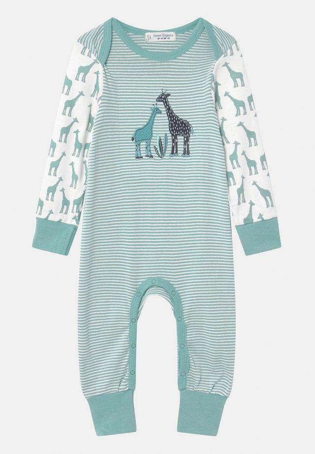 WAYAN BABY - Pyjama - light teal