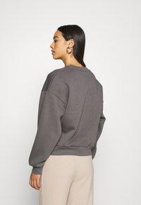 Gina Tricot - BASIC - Felpa - granit gray - 2