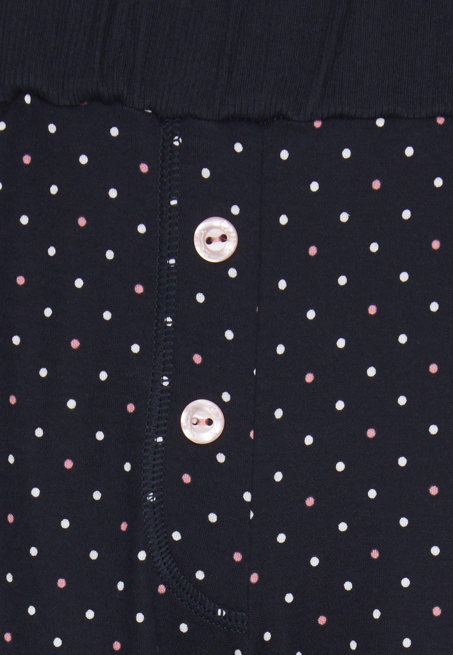 Calida FAVOURITES DREAMS - Pantalón de pijama - dark lapis blue SyqRQ