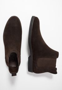 Zalando Essentials - Classic ankle boots - dark brown - 1
