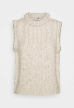 VALENTIA VEST - Jumper - off white