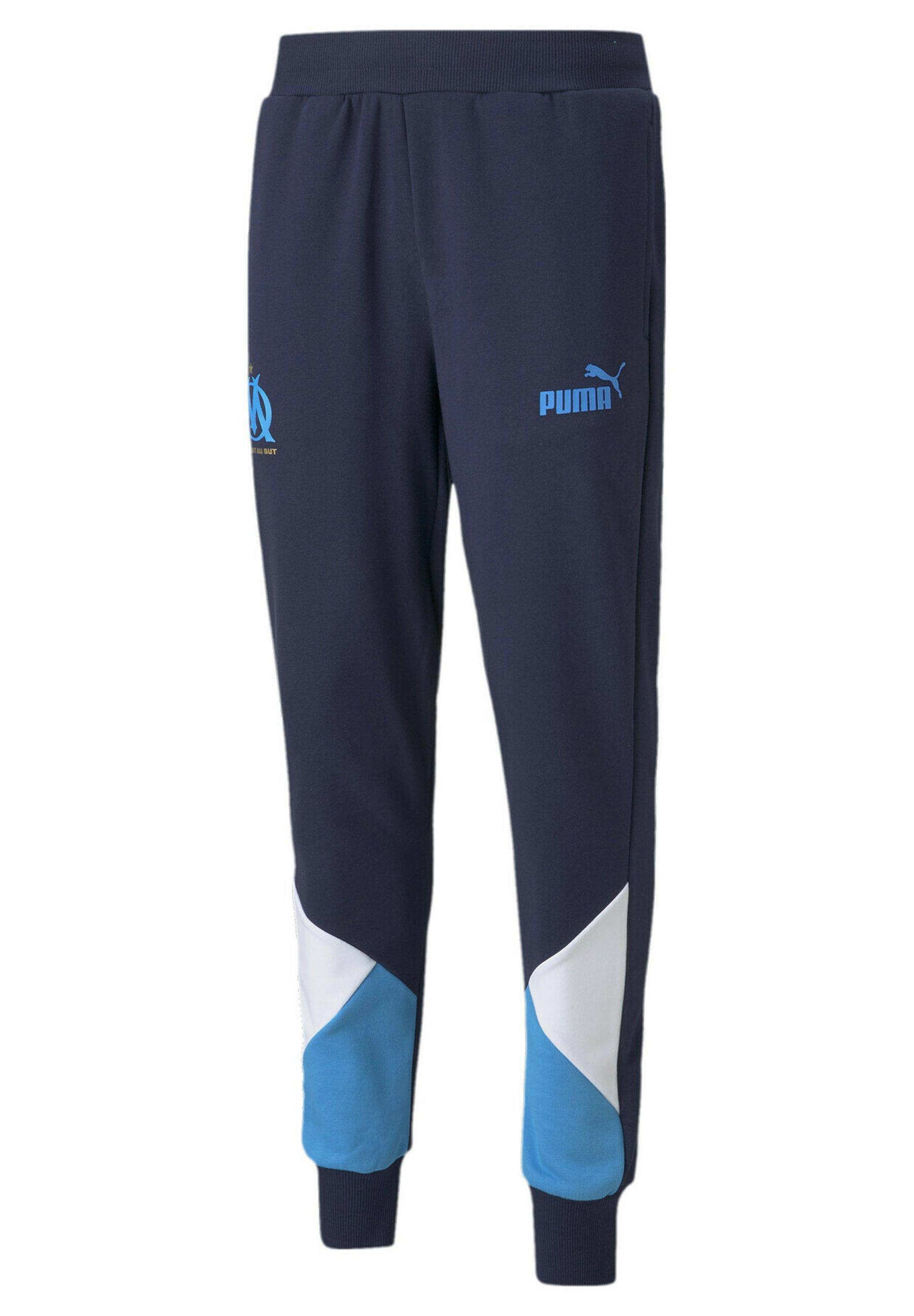 Uomo OLYMPIQUE DE MARSEILLE FTBLCULTURE TRACK PANTS - Pantaloni sportivi