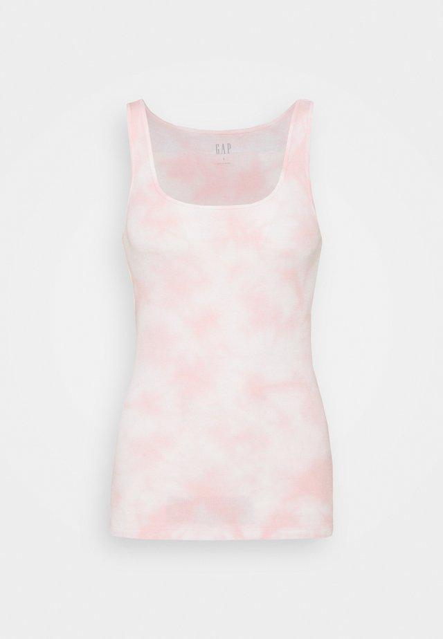 TANK TIE DYE - Top - pink