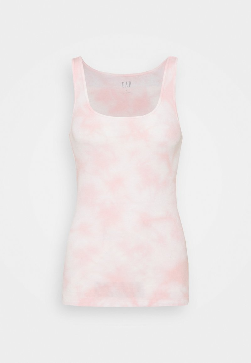 GAP - TANK TIE DYE - Top - pink