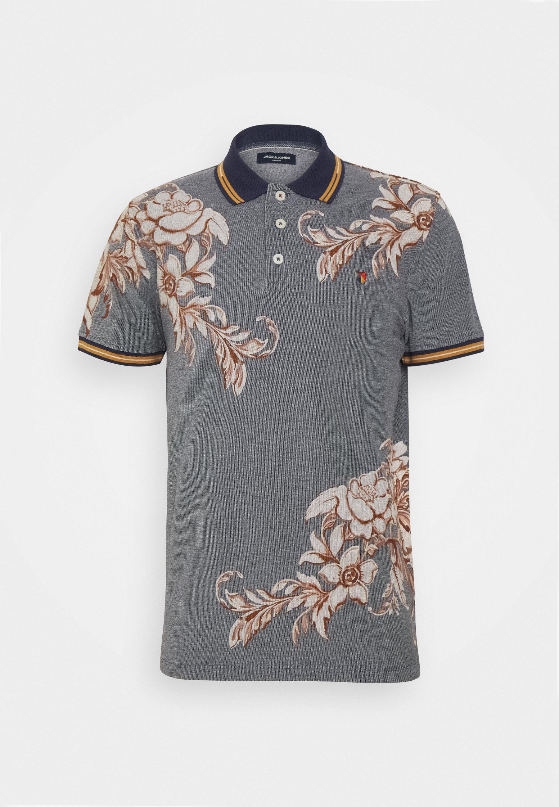 Men JPRBLUWIN LIGHT - Polo shirt