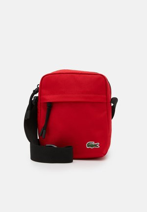 VERTICAL CAMERA BAG UNISEX - Camera bag - haut rouge