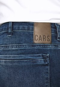 Cars Jeans - HENLOW PLUS - Slim fit jeans - dark used - 4