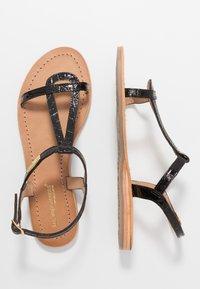Les Tropéziennes par M Belarbi - HACROC - Sandals - noir - 3