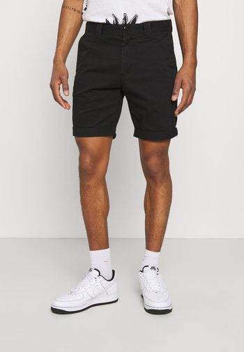 SCANTON - Shorts - black