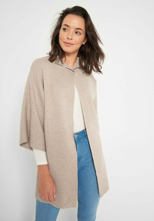 Cardigan - light brown