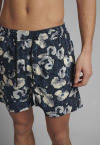 Anerkjendt - AKSHARK  - Swimming shorts - tofu - 2
