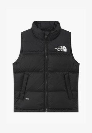 1996 RETRO NUPTSE UNISEX - Vest - black