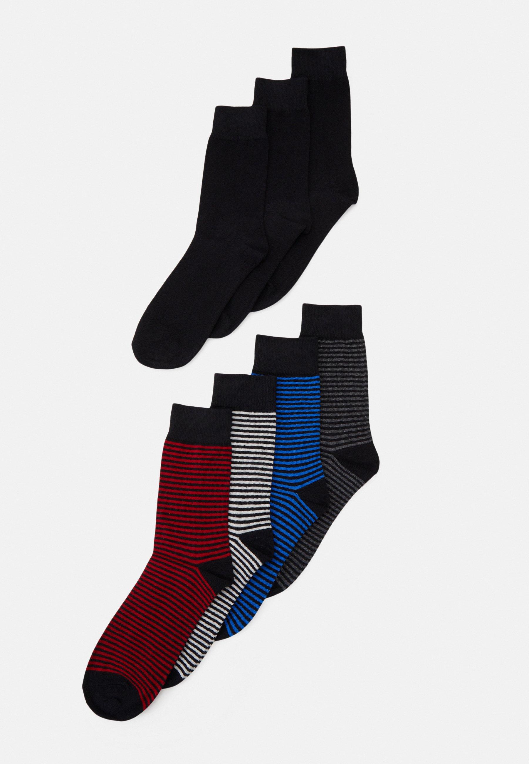 Men JACSEB 7 PACK - Socks