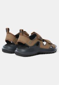 The North Face - M HEDGEHOG SANDAL III - Walking sandals - otter dark shadow grey - 1