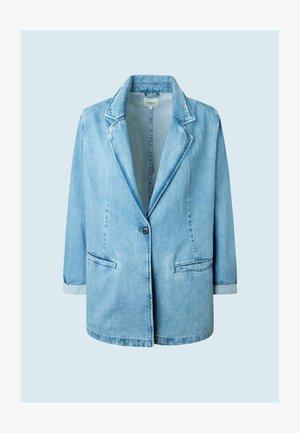 DANDY - Short coat - denim