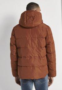 TOM TAILOR DENIM - Winter jacket - goji orange - 1