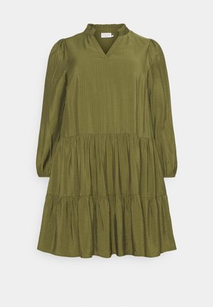 CEDMINA DRESS - Day dress - capulet olive