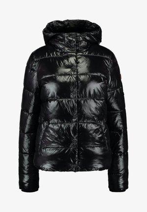 HIGH SHINE TOYA PUFFER - Winterjas - black