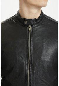 Matinique - Leren jas - black - 3