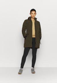 Killtec - GRINDAVIK - Winter coat - dunkeloliv - 1