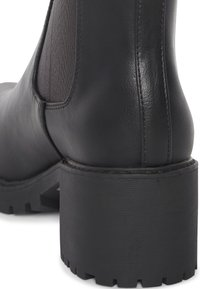ICHI - Classic ankle boots - black - 4