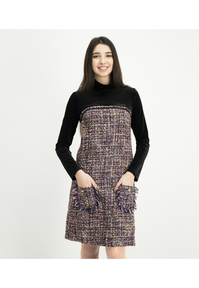 CINELA - Day dress - purple