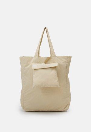 WATER TOTE BAG UNISEX - Tote bag - sand