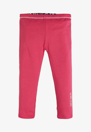 Leggings - Trousers - lava pink/rouge