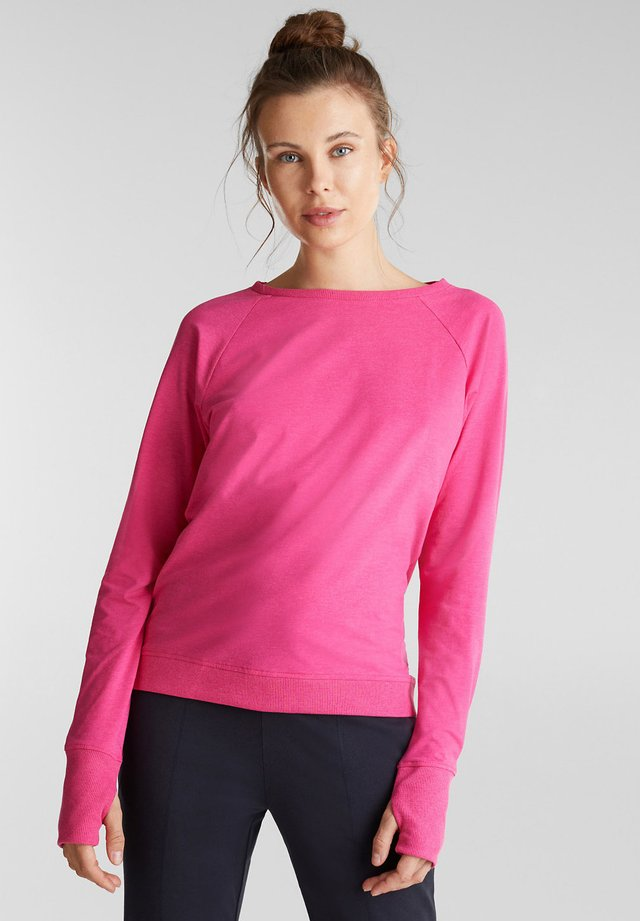 ACTIVE - Longsleeve - pink fuchsia