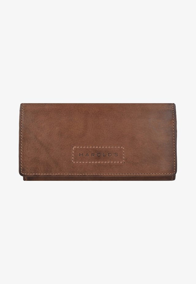 SUBMARINE  - Wallet - cognac