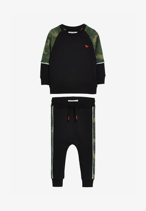 JOGGER SET  - Felpa - black