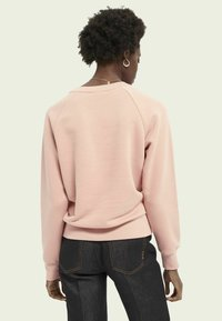 Scotch & Soda - WITH VARIOUS ARTWORKS - Sweatshirt - pink smoothie - 2