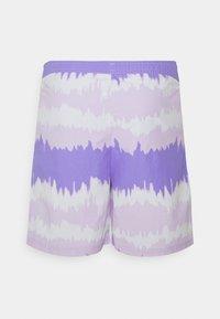 adidas Originals - UNISEX - Shorts - light purple/multicolor - 7