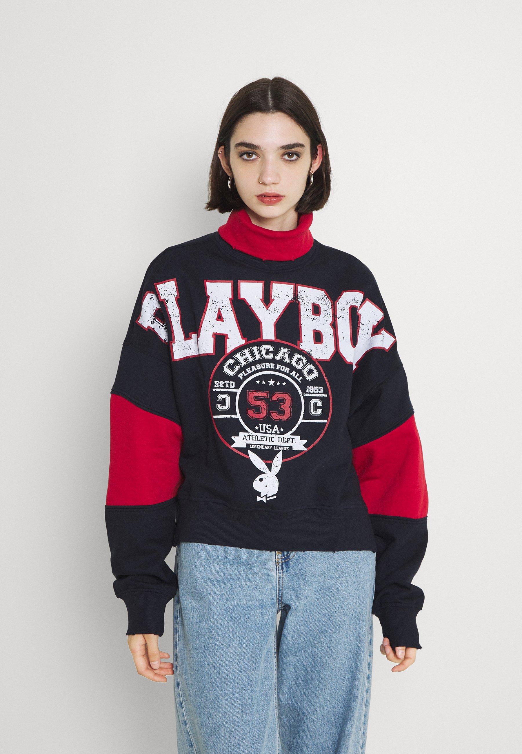 Women PLAYBOY VARSITY - Sweatshirt