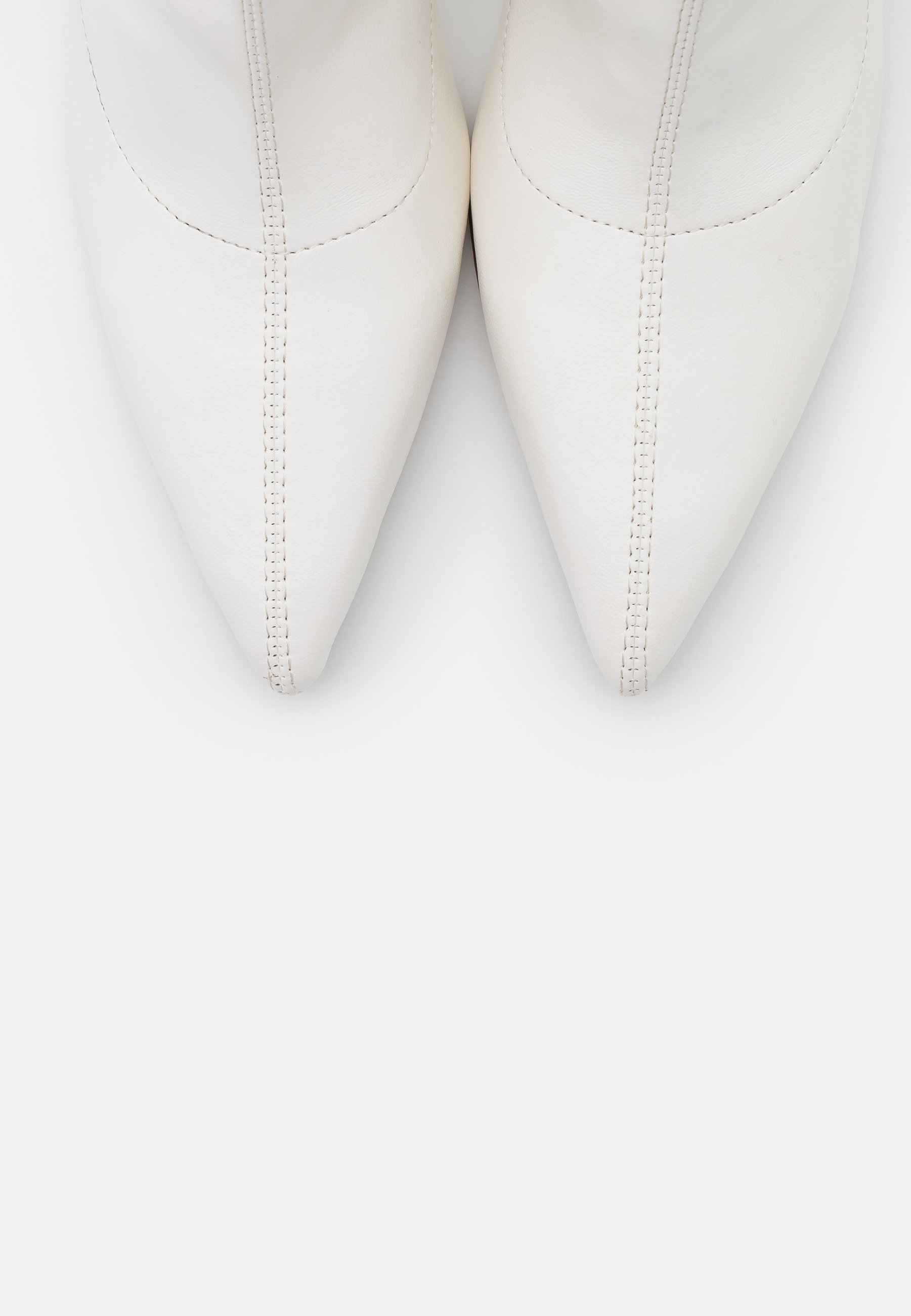 BEBO STECY - Bottines à talons hauts - white vKOA7sWL