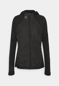 adidas Golf - HYBRID JACKET - Giacca outdoor - black - 0