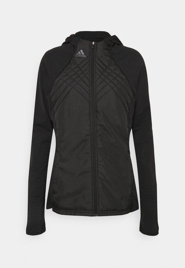 HYBRID JACKET - Outdoor jacket - black