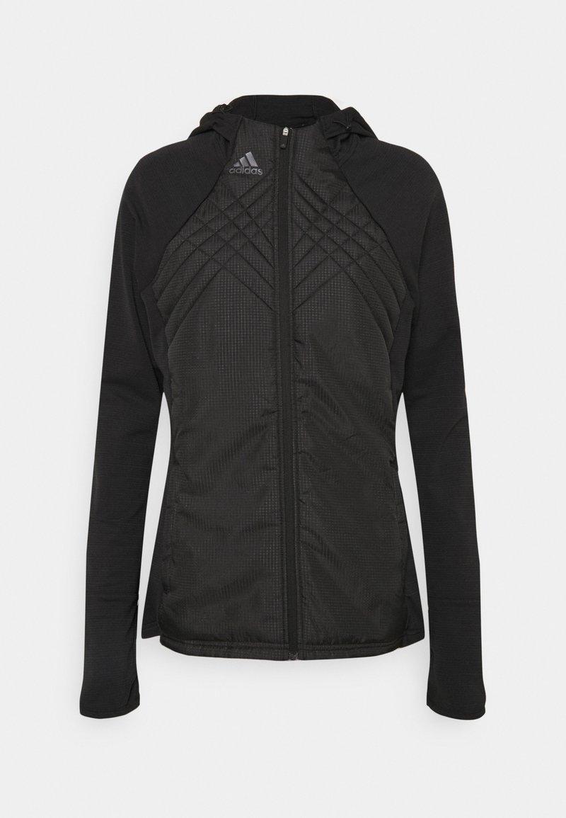 adidas Golf - HYBRID JACKET - Giacca outdoor - black