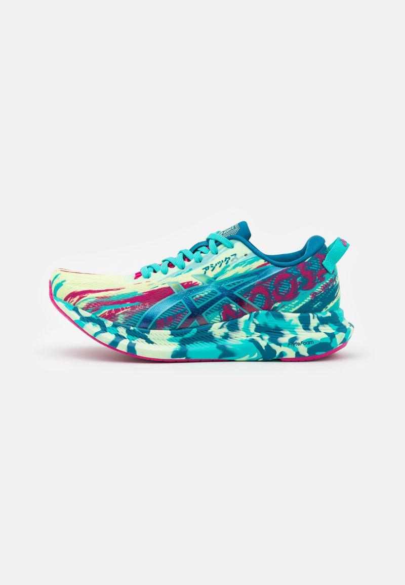 ASICS - NOOSA TRI 13 - Tekmovalni tekaški čevlji - illuminate yellow/sea glass