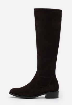 HETA - Vysoká obuv - nuba