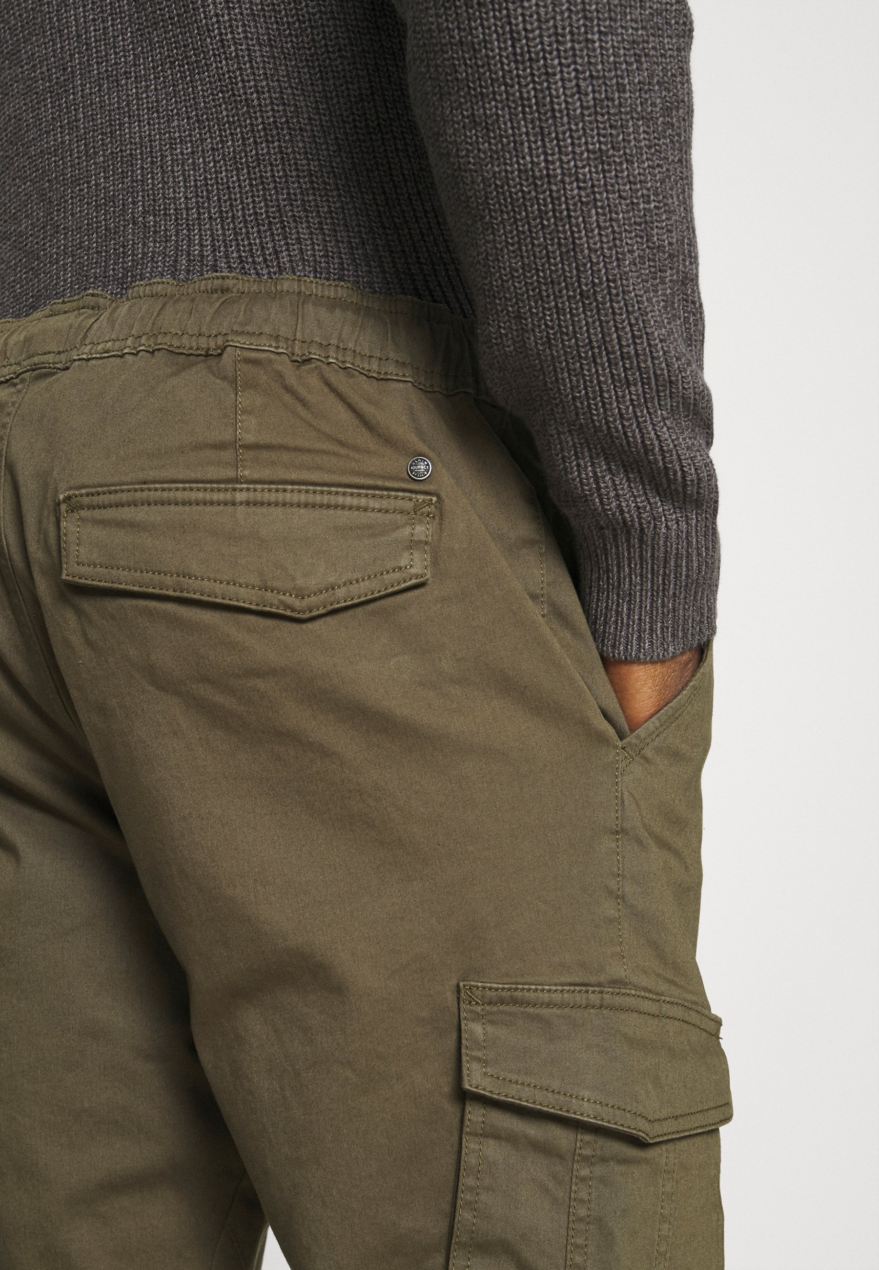 Homme JIM CUFF - Pantalon cargo